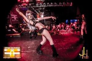 Fetish Factory 2016 Apocalypse Party
